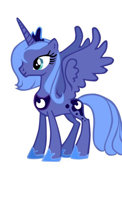 princess luna my little pony fan labor wiki wikia image princess luna season 1 design vector png my