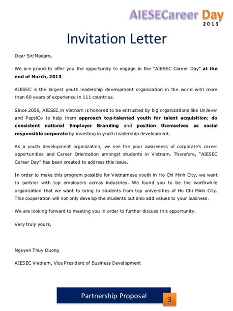 Motivation Letter For Aiesec Business Letter Sle For Cooperation Best Free Home Design Idea Inspiration