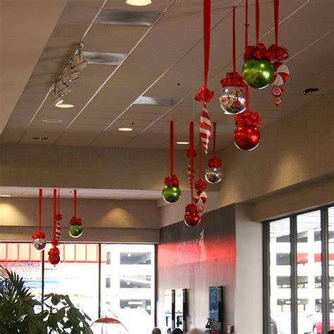 28 best christmas ceiling decor car dealership