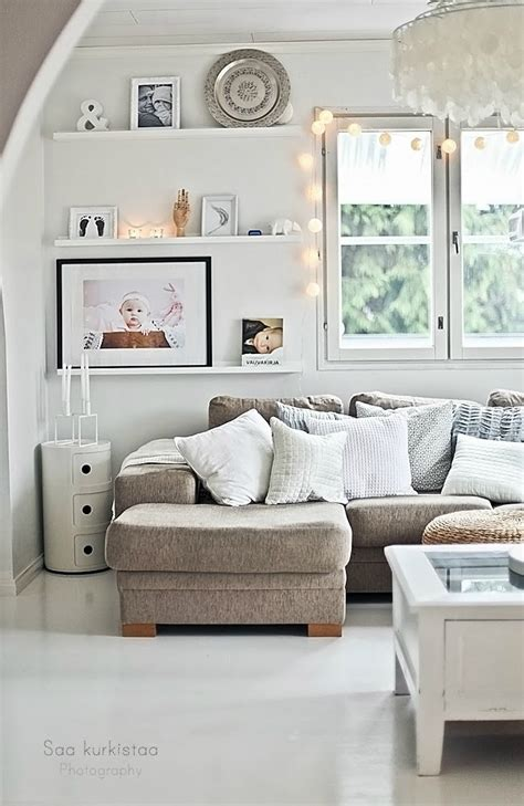 Picture Of Living Room by 64 White Living Room Ideas Decoholic
