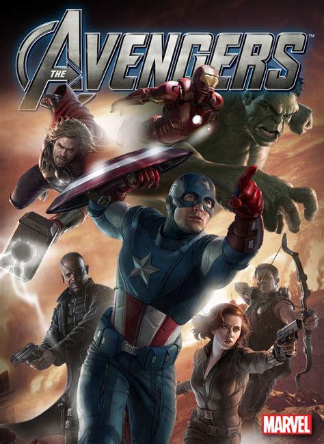 film marvel prevision the avengers une nouvelle affiche fan made des vengeurs