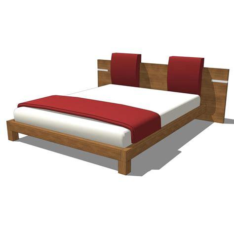 3d bed win bedroom set 3d model formfonts 3d models textures