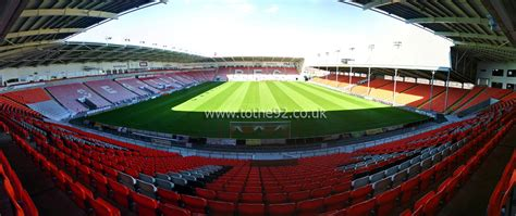 blackpool fc bloomfield road football league ground guide