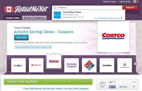 Gift Card Mall Promo Code Retailmenot - simplesavings with retailmenot ca win a 200 gift card canada tales of a ranting ginger