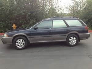1997 Subaru Outback Mpg Newused 1997 Subaru Legacy Outback Limited For Sale In