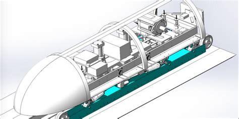 design forum elon here s the design that won elon musk s hyperloop pod