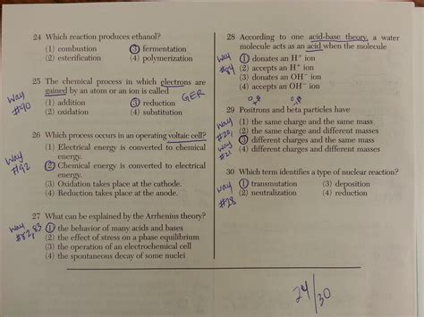chemistry tutorial questions january 2015 chemistry regents questions answers