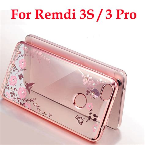 Soft Anticrack Xiaomi Redmi 3s Pro Prime Soft Murah luxury soft tpu phone back coque cover for xiaomi redmi3 redmi 3 pro prime 3s s silicon