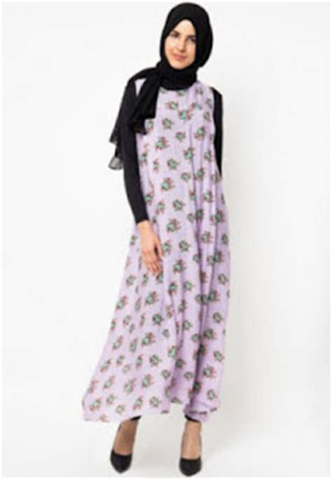 desain gamis terbaru anak muda 35 desain baju muslim gamis anak muda modern terbaru 2018