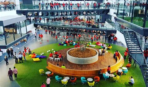 airasia redhouse a look at airasia s new offices in malaysia and their job