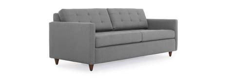 Small Depth Sofas by 15 Best Narrow Depth Sofas
