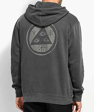 Fleece Sweater Tali hoodies sweatshirts zumiez