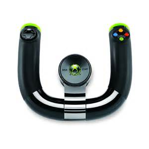 Steering Wheel Xbox 360 Ebay Official Microsoft Xbox 360 Wireless Speed Wheel Racing