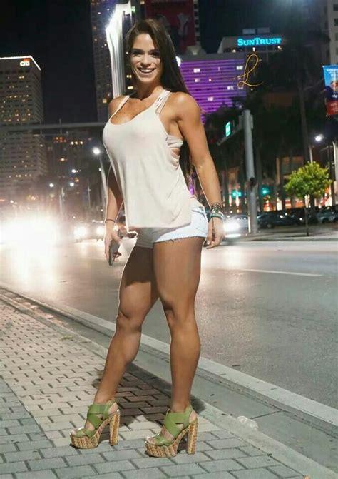Fitness Belleza Miami Noche Treino Belleza Hdbodys Fitness Pro Femalemuscle Fitgirl