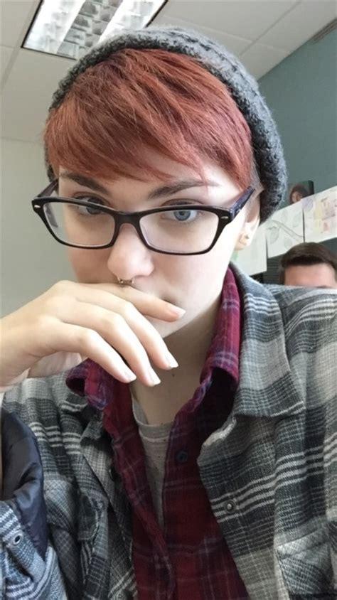 first girl haircut transgender transgender haircut tumblr