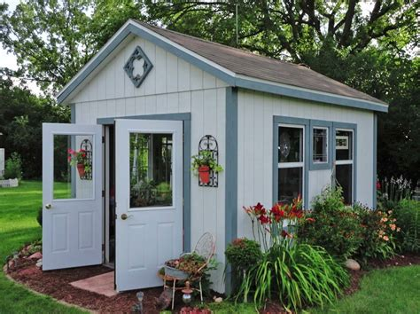 Small Backyard Shed Ideas 40 Simply Amazing Garden Shed Ideas