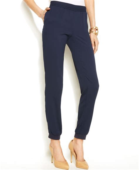 Joger Softjeans inc international concepts jogger soft in blue lyst