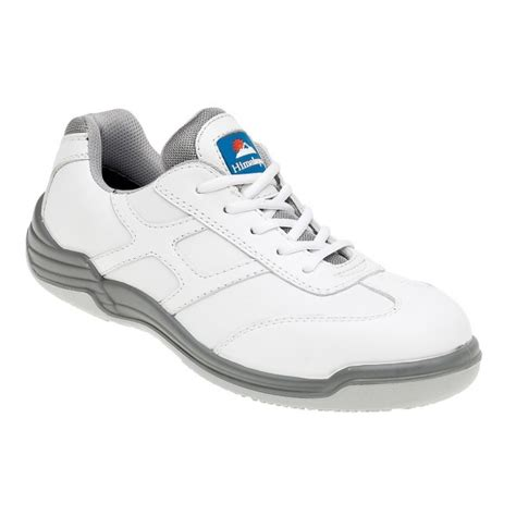 himalayan white leather industrial safety trainer code