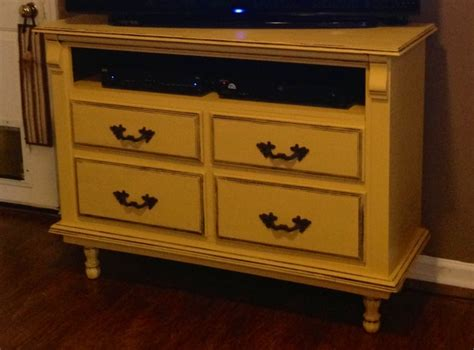 Dresser Entertainment Center by Dresser Into Entertainment Center Diy