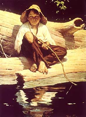 still his one widow s journey to discovery and books huck finn