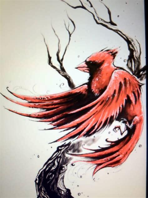 cardinal tattoo designs 15 cardinal designs