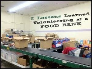 Volunteering At A Food Pantry by Donate Archives Track