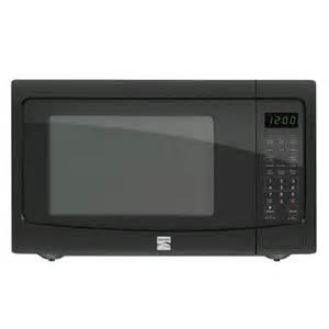 kenmore 72129 1 2 cu ft countertop microwave w ez clean