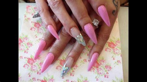 Nail Designs For Homecoming