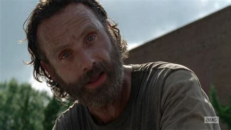 rick grimes haircut how to do rick grimes hairstyle is rick grimes losing a human touch on the walking dead
