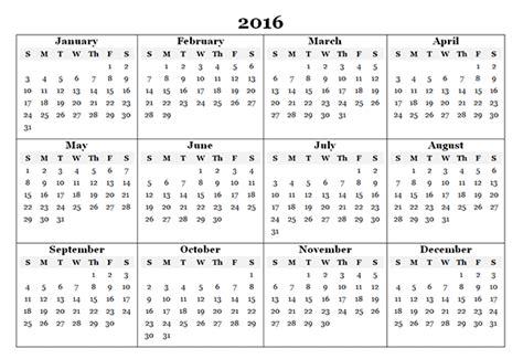 Calendario Almanaque 2016 Calendario 2016 Vacaciones Festivales Fechas Importantes