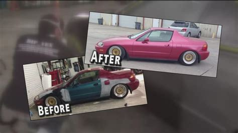 rubber paint sprucing up cars at fraction of paint cost abc13