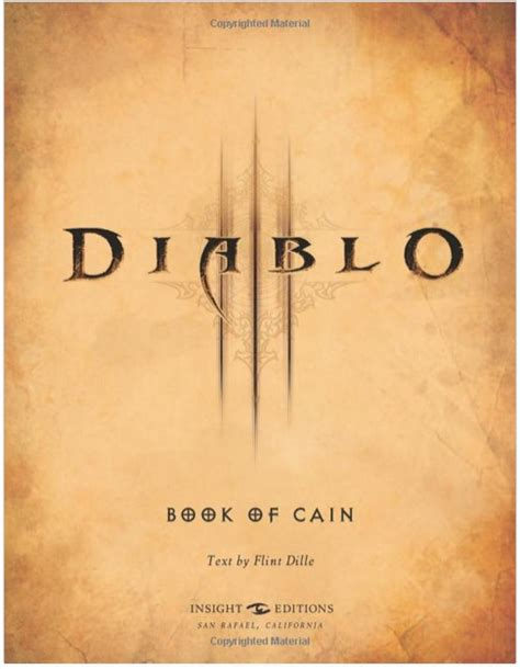 libro diablo iii book of libro arte diablo 3 book of cain blizzard warcraft nuev sk 860 00 en mercado libre