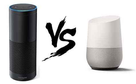 amazon echo vs google home which one is better google home vs amazon echo which one is better