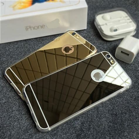 Promo Luxury Mirror Soft Tpu For Iphone 5 5s Se Casing 2016 Special Offer New For Apple Iphones Luxury Mirror