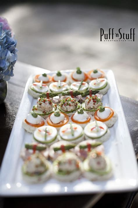 Puff 'n Stuff Catering.: a collection of ideas to try