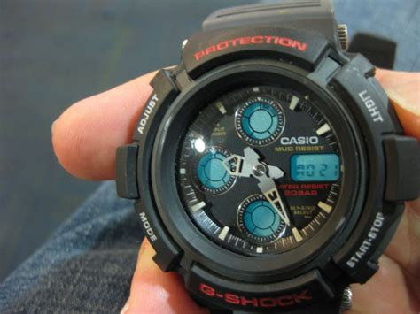 G Shock Aw570 Dw8400 casio g shock aw 570 1a mudman photos and specifications aw570 1a archive
