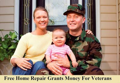 free home repair grants for veterans appply for home