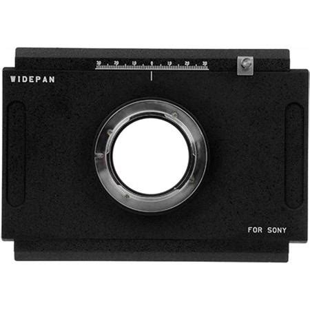 Extention For Sony Alpha A Mount fotodiox large format 4x5 adapter for sony alpha a mount 4x5 sn p