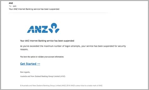 Anz Personal Loan Letter Of Offer Cyber Criminals Register New Domains To Impersonate Anz Bank