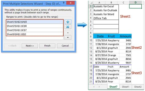 shrink to printable area excel set up worksheets to each print on one page excel 2007
