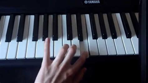 kiss piano tutorial black butler kuroshitsuji op1 monochrome no kiss piano