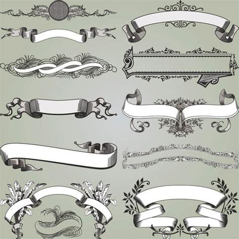 classic design banner european gorgeous classic decorative pattern vector 3 free