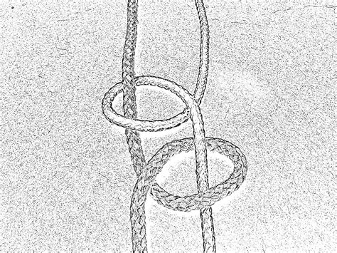 History Of Macrame - file macrame alternating half hitch jpg wikimedia commons