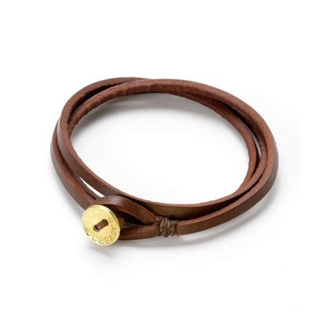 dogeared leather wrap bracelet bracelet leather