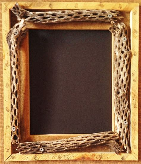 Pics Of Handmade Photo Frames - cholla cactus frame lk frames n things handmade