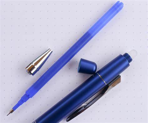 Ballpen Pilot Frixion 0507 pilot frixion knock biz gel ink pen review the pen addict