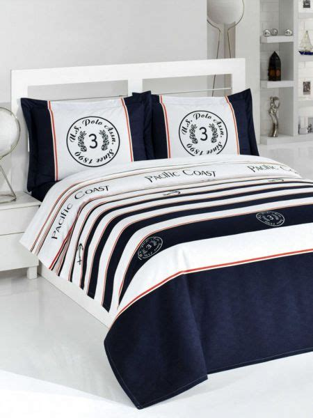 Set Bed Cover Polos 180x200 u s polo assn pique set price review and buy in dubai abu dhabi and rest of united