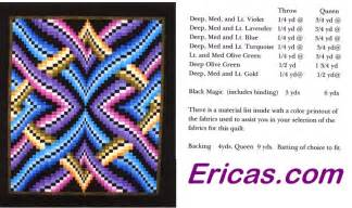 Bargello quilt patterns erica s craft amp sewing center
