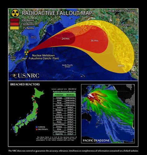 fukushima radiation map mapping participating fukushima radiation maps scoop it
