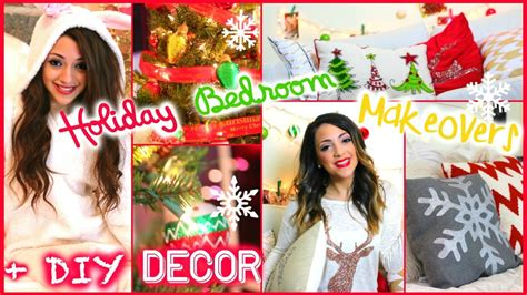 diy hairstyles niki and gabi niki and gabi s holiday room makeovers easy cheap diy